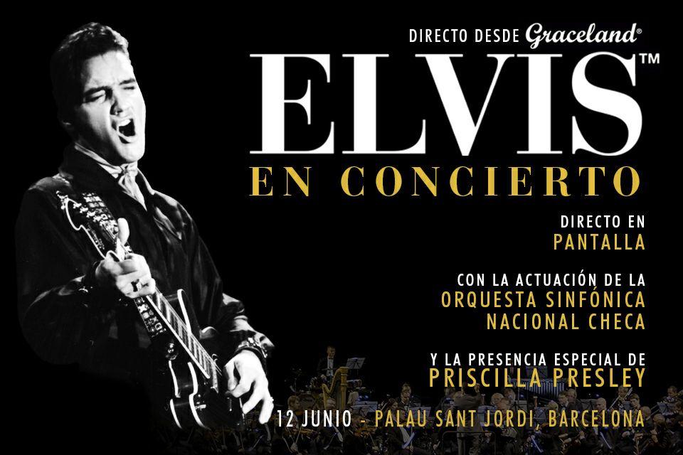 Elvis Presley de «gira» por España en 2018, entradas a la venta
