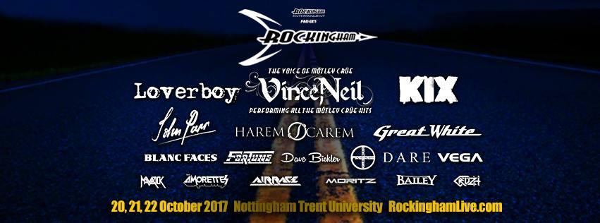 Repaso a los grupos del Rockingham Live'17