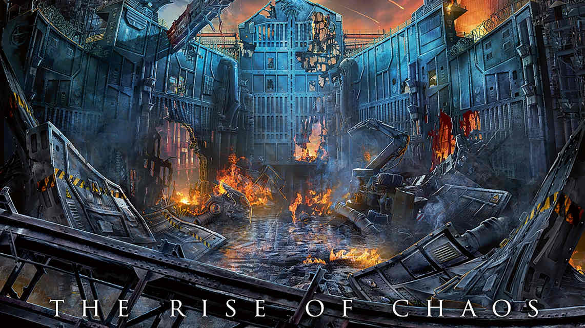 Accept: The Rise of Chaos // Nuclear Blast