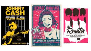 """Detalles de """"Teenage Rampage"""", de Álvaro P-FF, nueva exposición en La Fiambrera"""