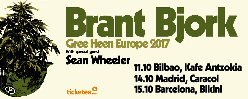 Conciertos de Noise on Tour: Brant Bjork, The Darkness, Tyketto