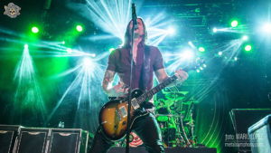 Los vídeos claves de la gira de Alter Bridge