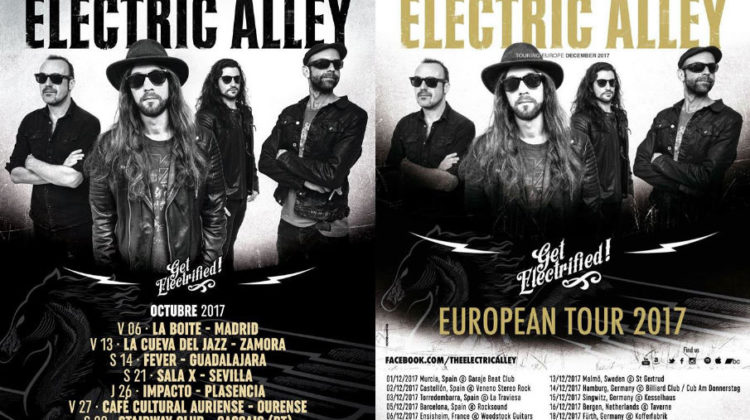 Entrevista a The Electric Alley