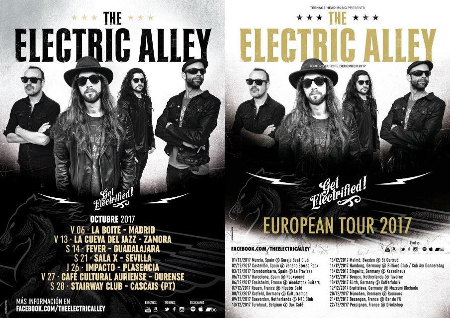 Entrevista a The Electric Alley