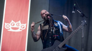Gira española de Five Finger Death Punch