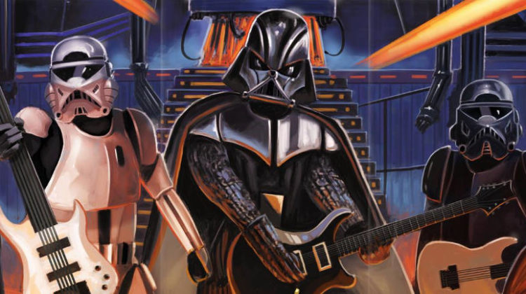 Entrevista a Dark Vader - Galactic Empire -