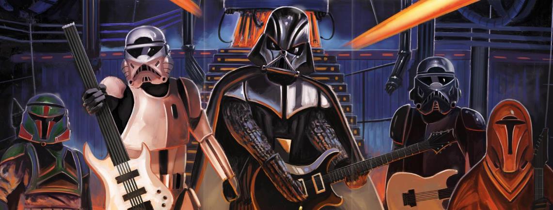 Entrevista a Dark Vader – Galactic Empire –