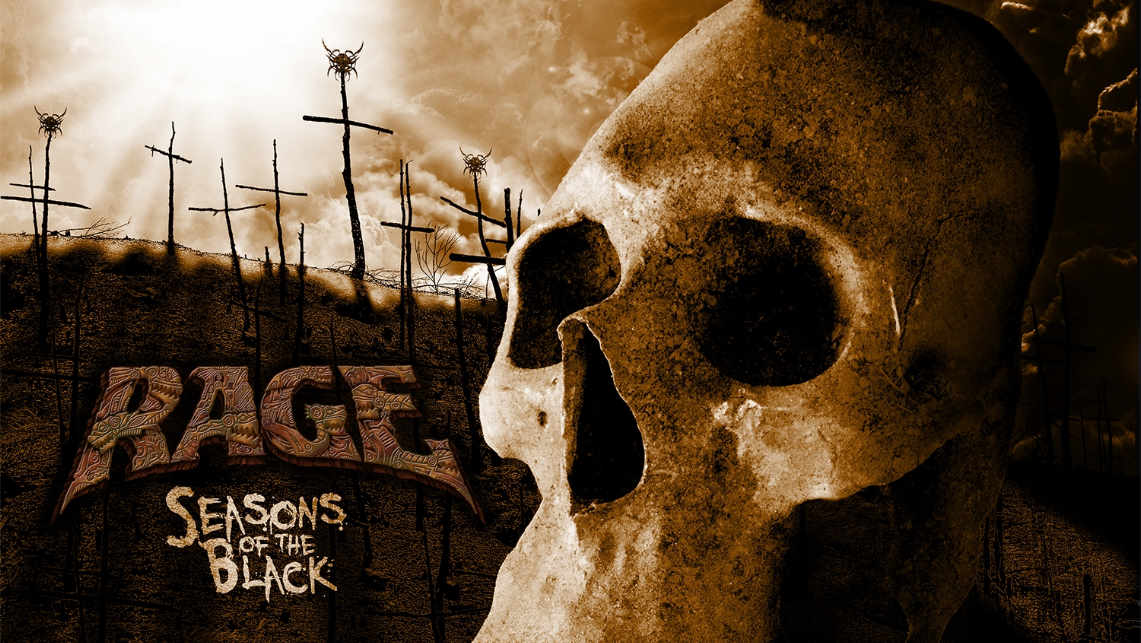 Rage: Seasons of the black // Nuclear Blast