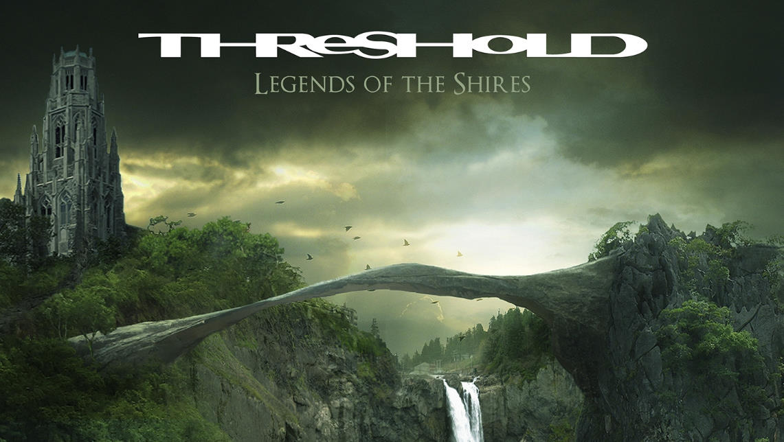 Threshold : Legends of the Shires //Nuclear Blast