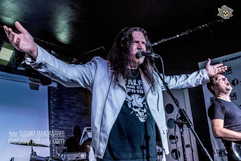 Noche de metal clásico en Madrid con Astral Doors y Leyenda