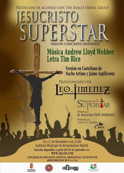 cartel-jesucristo-superstar-arroyomolinos-leo-jimenez-730x1024