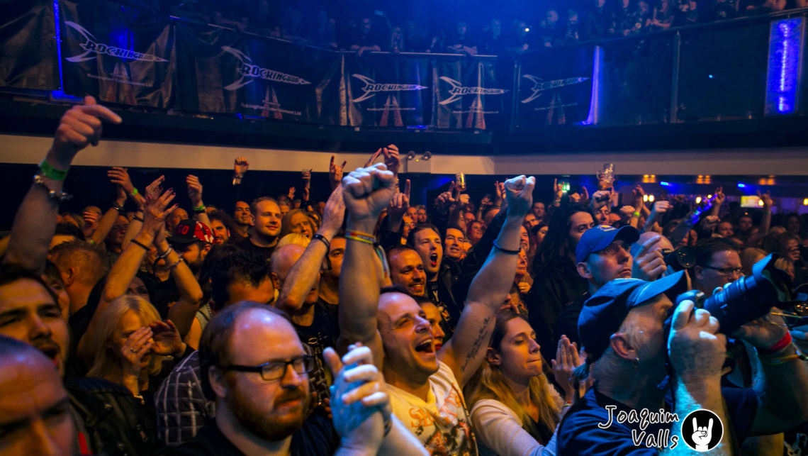 MetalSymphony.com estuvo en el  Rockingham Live'17