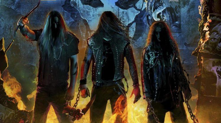 Destruction: Thrash Anthems II // Nuclear Blast