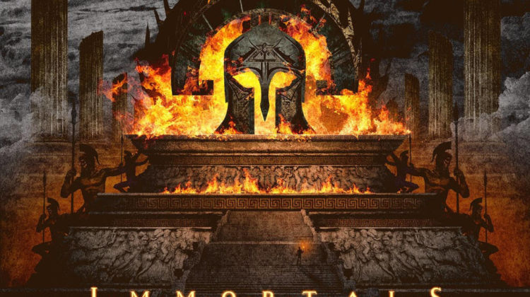 Firewind: Immortals // Century Media Records