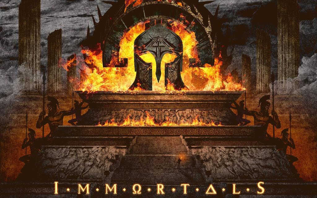 Firewind: Immortals // Century Media Records