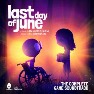 "Steven Wilson : ""Last day of june"" (Original Game Soundtrack) // Ovosonico y 505 Games"