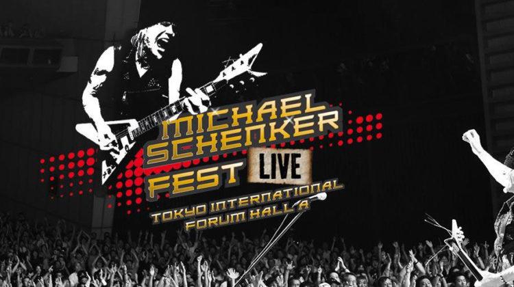 Michael Schenker : Fest - Live Tokyo // inakustik