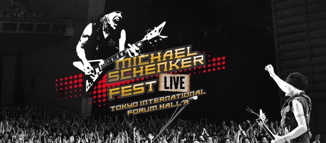 Michael Schenker : Fest – Live Tokyo // inakustik