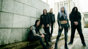Arch Enemy: The Race - Will to power