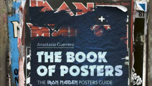 Iron Maiden –The Book of Posters // Anastasio Guerrero