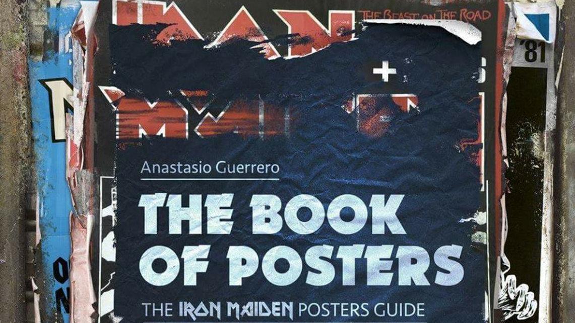 Iron Maiden –The Book of Posters // Anastasio Guerrero