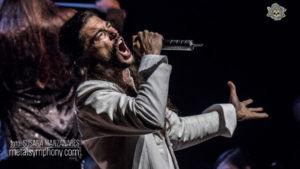 """Vuelta al pasado con """"Jesucristo Superstar: Rocksinfonía"""" en Arroyomolinos"""