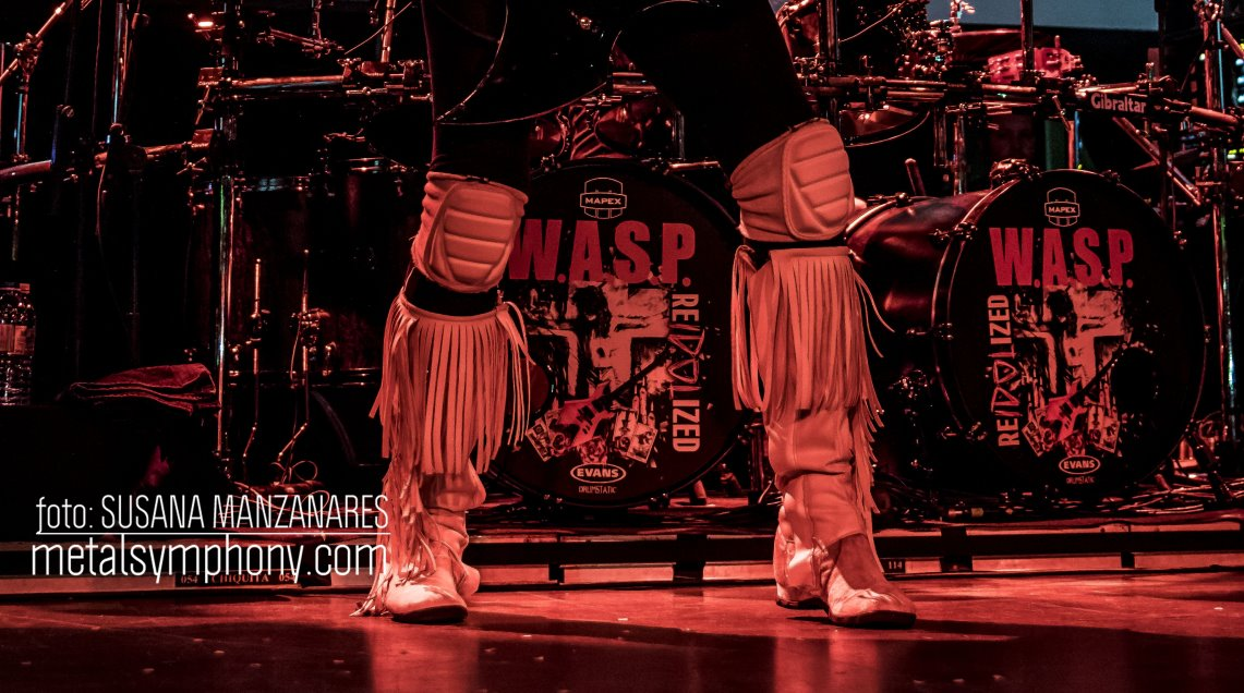 W.A.S.P, el regreso del ídolo a Madrid