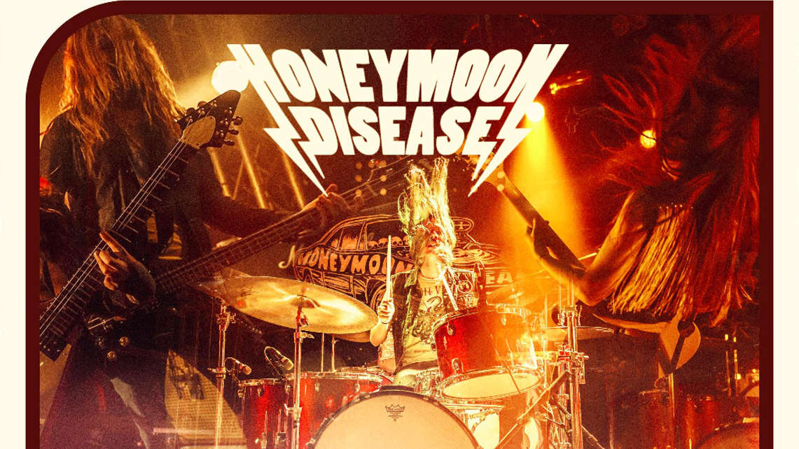 Honeymoon Disease : Part Human, Mostly Beast // This Sign Records
