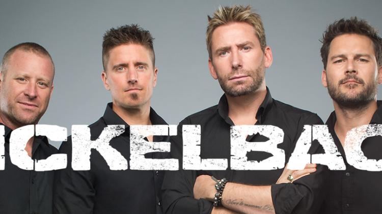 Concierto de Nickelback en Madrid