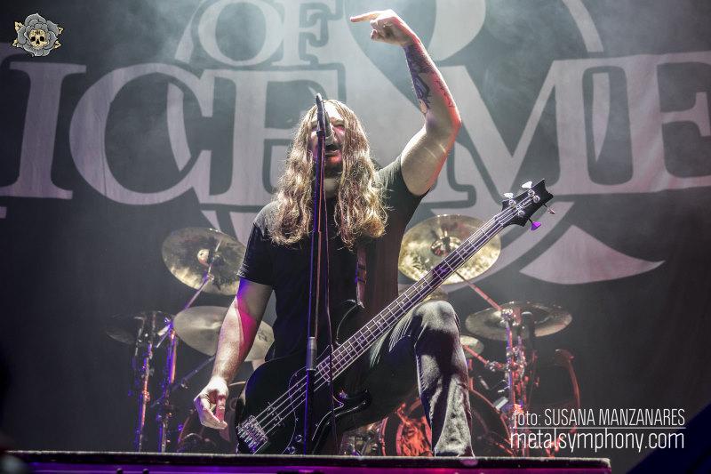 Five Finger Death Punch e In Flames nos regalaron un espectáculo memorable