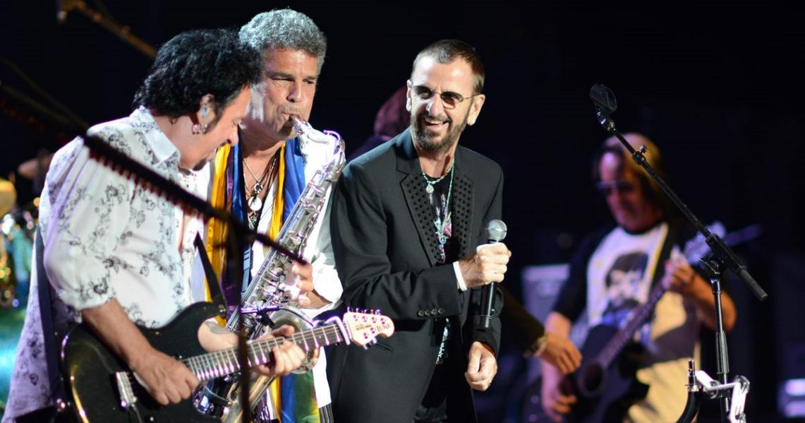 Fechas de la gira española de Ringo Starr