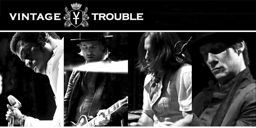 Detalles de las próximas fechas de Vintage Trouble
