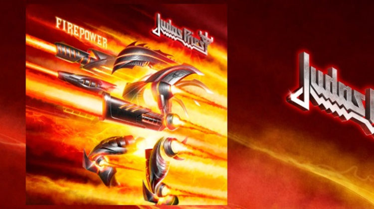 Judas Priest: Firepower // Columbia/Sony Records