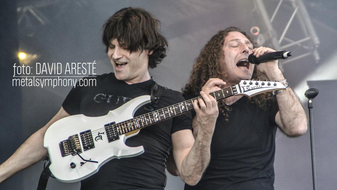 Detalles del paso de la gira de despedida de Rhapsody por España