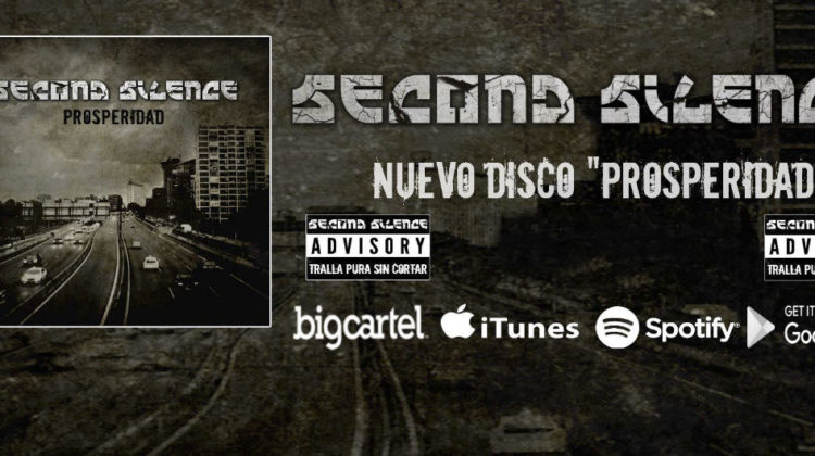 Second Silence: Prosperidad // Rock Estatal Records