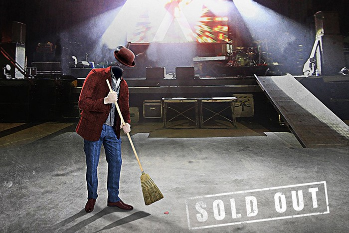 Asfalto: Sold Out // Rock Estatal Records