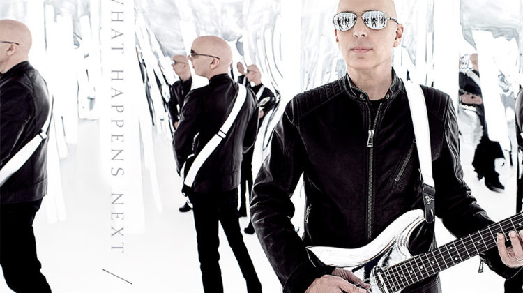 Joe Satriani: What Happens Next // Sony/Legacy