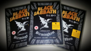 Black Sabbath: The End: Live in Birmingham // Eagle Vision