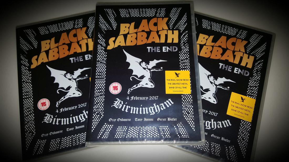 Black Sabbath: The End: Live in Birmingham // Eagle Vision