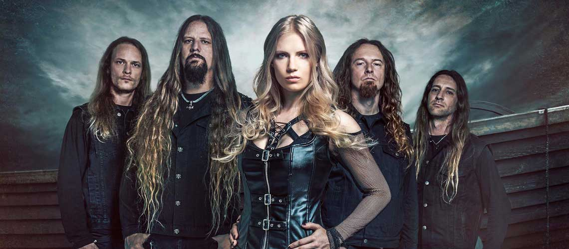 Leaves' Eyes: Sign of the Dragonhead // AFM Records