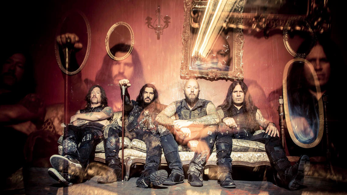 Machine Head: Arrolladores a su paso por Madrid