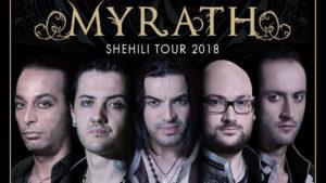 Myrath en gira