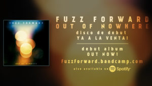 Fuzz Forward: Out of Nowhere // Red Sun Records