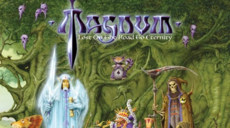 Magnum: Lost on the road to eternity // SPV Steamhammer