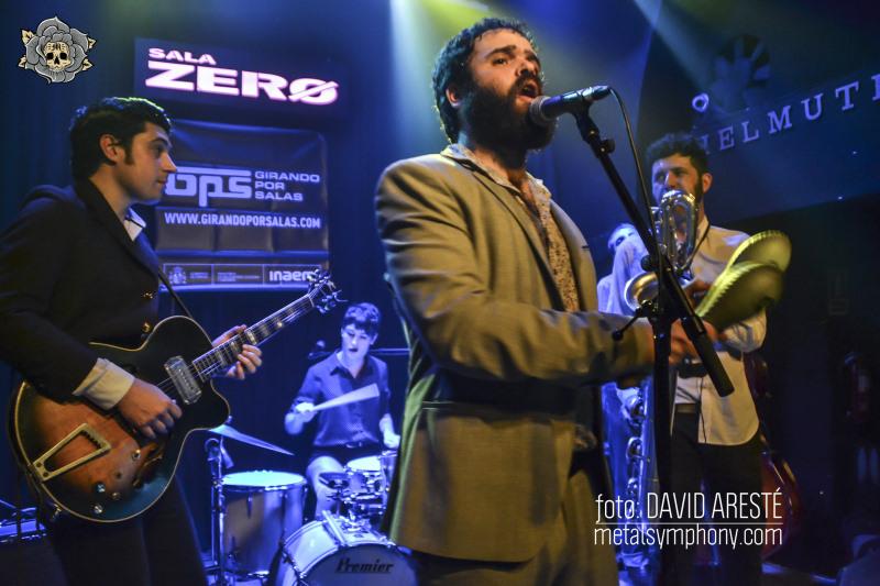 Noche de rock y bailes con The Limboos en Tarragona