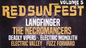 Así suenan los grupos del Red Sun Fest 5