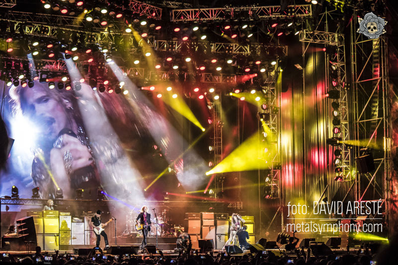 "La ""despedida"" de Aerosmith pone la firma a un gran Rock Fest BCN"