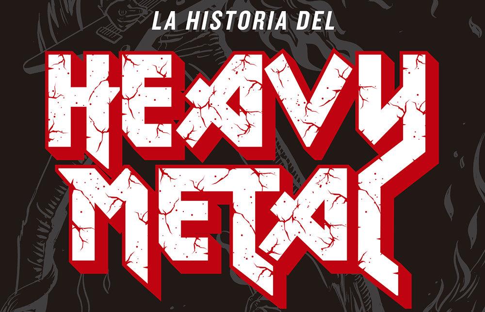 Andrew O'Neill: La historia del heavy metal // Blackie Books