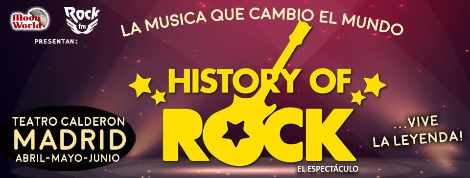 Entrevista a Juan Fran Senabre, productor de History of Rock