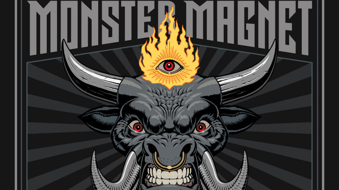 Monster Magnet : Mindfucker // Napalm Records